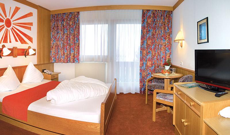 Doppelzimmer Sonne Standard