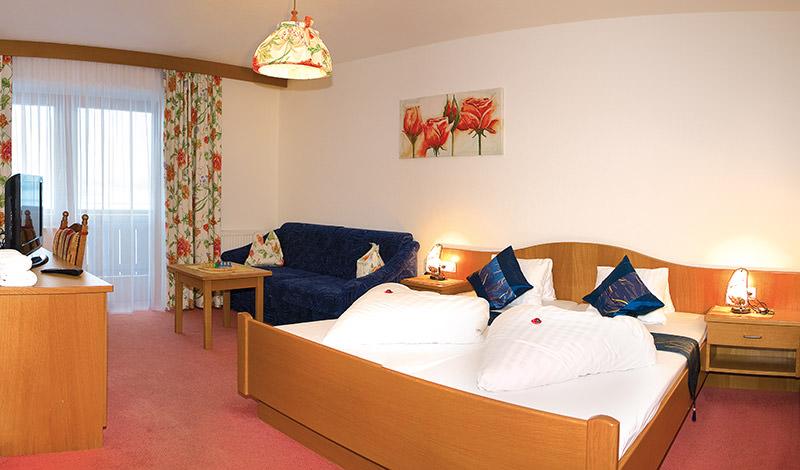 Doppelzimmer Kaiser Deluxe
