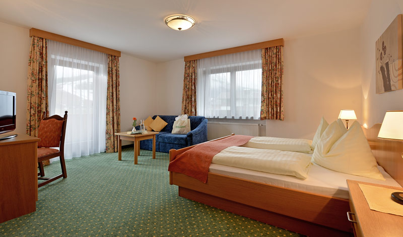 Last-Minute-Offer - Double Room Miesberg Deluxe