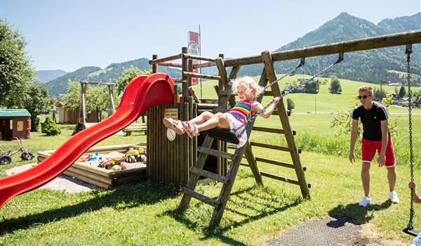 Single & child summer season incl. halfboard