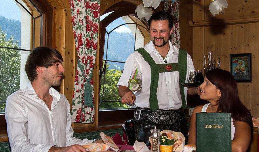 Restaurant - Hotel Wildauerhof