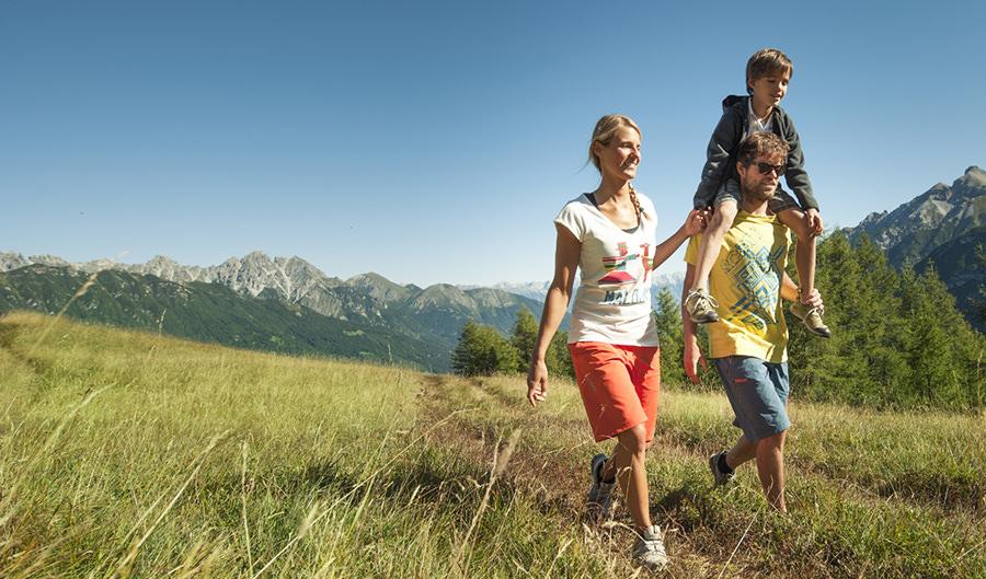 Familienurlaub im Sommer - Hotel Wildauerhof