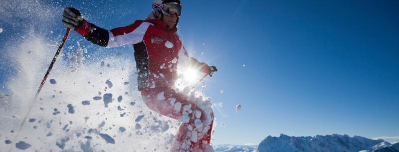 Skifahren in Walchsee