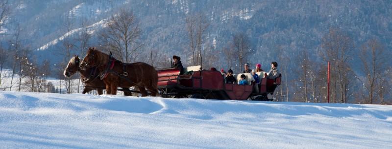 Weitere Winteraktivitäten in Walchsee