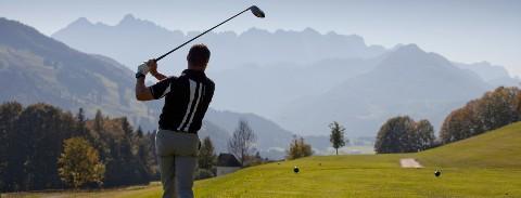 Golfen Kaiserwinkl