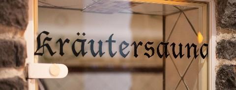 Kräutersauna