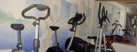 Fitnessraum Hotel Wildauerhof